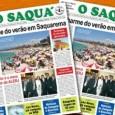 Pampo é notícia no Jornal de Saquarema.